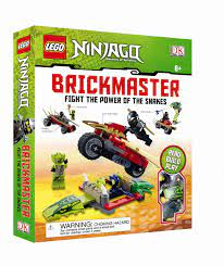 LEGO® Ninjago Fight the Power of the Snakes! Brickmaster Lego Brickmaster:  Amazon.de: DK: Fremdsprachige Bücher