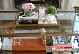 Decorating With Trays On Coffee Tables Coffe Table Extraordinary Coffee Table Decor Tray Photo 46
