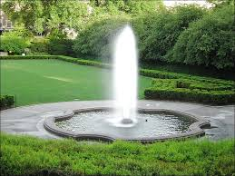 furniture modern outdoor water features large contemporary outdoor water within large outdoor water fountains plan