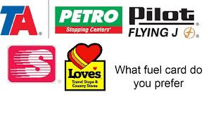jarhead transportation fuel card options
