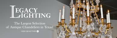 fine antiques dallas antique lighting antique chandeliers