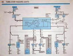 84 ford bronco ii turn signals not working 80 05 bronco ii bronco wiring diagram jpg