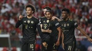 Champions League : Bayern schlagen Benfica Lissabon mit 4:0