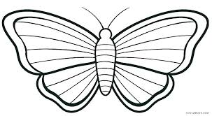 butterflies colouring pages. Modren Pages B Is For Butterfly Coloring Page Pages Of  Butterflies To Print Color Printable   With Butterflies Colouring Pages P
