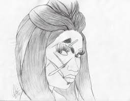 Small Picture Unique Nicki Minaj Coloring Pages 59 For Your Coloring Pages