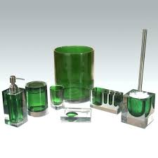 Green Bath Decor Mint Green Bathroom Accessories Green Bathroom