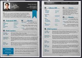 Las 40 Mejores Plantillas Editables Para Curriculums Creativos