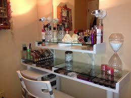 Makeup Vanity For Bedroom Bedroom Makeup Vanity Australia Wonderful Vanity Backsplash Ideas