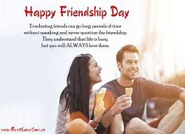 Quotes About Friendship Lovers Beautiful Happy Friendship Day Love Images with Quotes 66