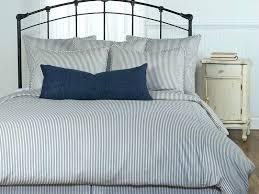 beautiful ticking stripe bedding ticking stripe bedding ticking stripe duvet cover black ticking stripe quilt ticking