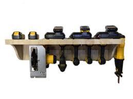 Make Charging Station Build Modular Tool Charging Station Youtube