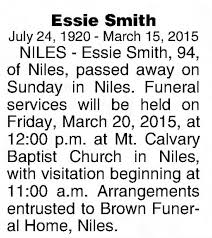 Obit for Essie Moore Jenkins - Newspapers.com
