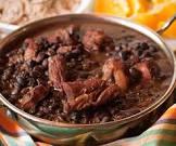brazilian black bean and beef stew