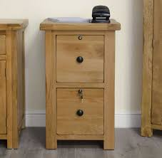Office Lockable Cabinets Original Rustic Two Drawer Lockable Filing Cabinet Solid Oak