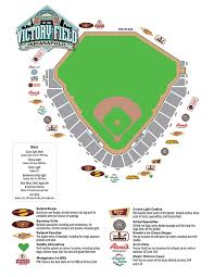 Victory Field Seating Chart Victory Field Indianapolis Seating Chart Related Keywords