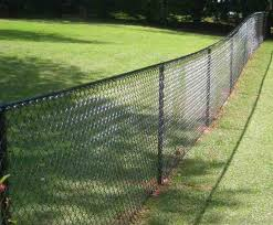 best painting chain link fence