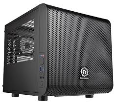 Компьютерный <b>корпус Thermaltake Core</b> V1 CA-1B8-... — купить ...