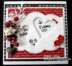 Carte De St Valentin Carte De St Valentin
