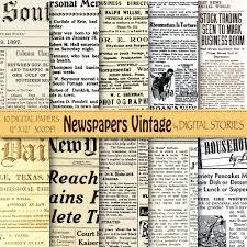 vintage newspaper wallpaper newspapers digital paper old zoom wallpapers