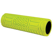 gofit inch massage roller shipping at  gofit 18 inch massage roller green