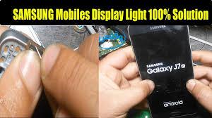 Samsung J7 Pro Display Light Solution Samsung Mobile Display Light 100 Solution Samsung J7 6
