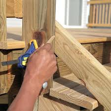 building code exterior stair railing how to build a deck wood stairs and railings design rail
