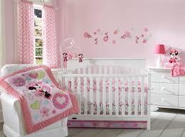 minnie mouse nursery bedding