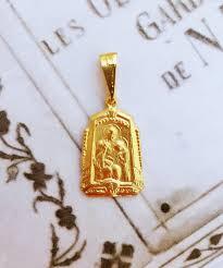 saint mary magdalene medal saint ann medal