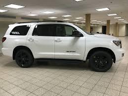 New 2018 Toyota Sequoia 4 Door Sport Utility in Calgary, AB 180363
