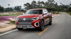 Volkswagen is Seriously Considering a Pickup Truck for the U.S. ...