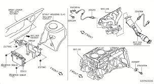 nissan versa hatchback oem parts nissan usa estore 22690n