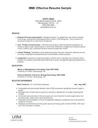 Examples Of Well Written Resumes Interesting Here Are Well Written Resume The Most Elegant Examples Of Well