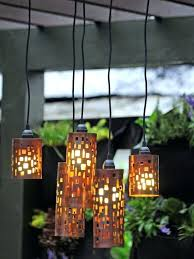 hanging outdoor lights hanging outdoor string lights lanterns set the mood with lighting home design ideas stunning 1
