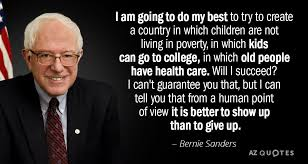 Bernie Sanders Quotes Simple TOP 48 QUOTES BY BERNIE SANDERS Of 48 AZ Quotes
