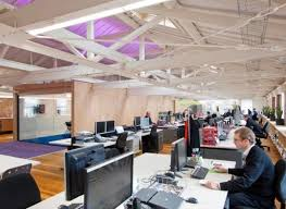 view in gallery award winning office design