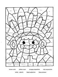 Small Picture Color By Numbers Elephant Coloring Page for Kids Printable