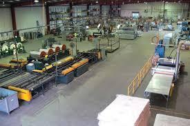 sheet metal shop kavanagh industries sheet metal ducting factory lean job shop tour