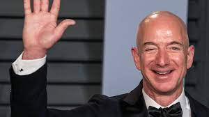 Amazon-Chef Jeff Bezos macht Schluss ...