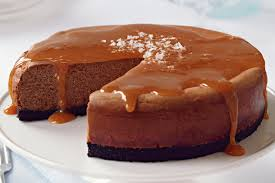 Salted Caramel Chocolate Cheesecake Kraft Recipes