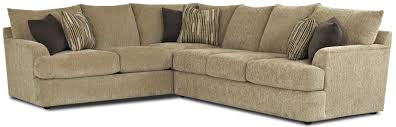 l shaped sectional sofa. Klaussner Findley Sectional - Item Number: K56830L CRNS+R S L Shaped Sofa A