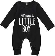 Pudcoco Newborn Infant Baby Boys Long Sleeve ... - Amazon.com
