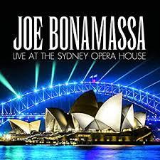 <b>Joe Bonamassa</b> - <b>Live</b> At The Sydney Opera House - Amazon.com ...