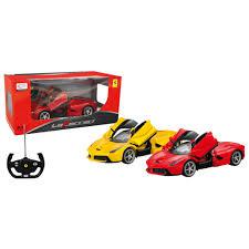 Vind fantastische aanbiedingen voor ferrari big. Rastar 1 14 La Ferrari Remote Control Car Remote Control Cars Cars Toys Checkers Za