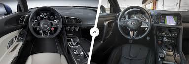 2015 audi r8 interior. audi r8 vs nissan gtr u2013 styling 2015 interior