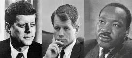 Image result for rfk mlk