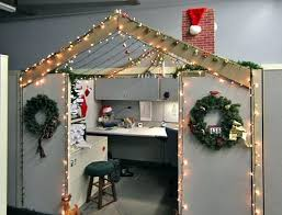 office holiday decorating ideas. Office Holiday Decorating Ideas Unique Cubicle Decorations I