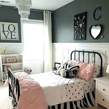 Pink And Black Bedroom Decor Ideas White Log In