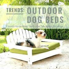 Outdoor Pet Bed Outdoor Dog Bed With Canopy Outdoor Dog Bed Dog Beds ...