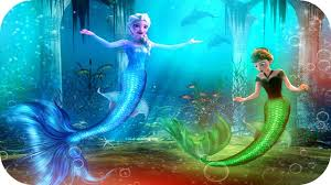 mermaid videos for kids
