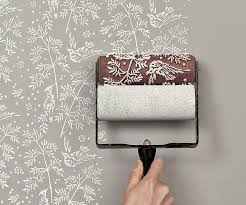 Patterned Paint Roller Designs